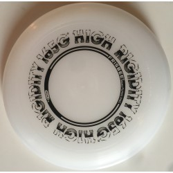 WHAM-O HI-RIGIDITY 165G FREESTYLE FRISBEE