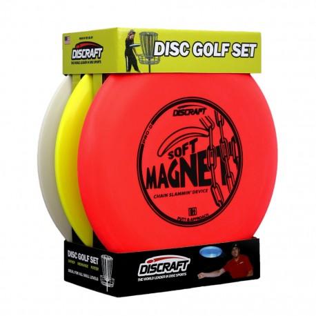 Discraft Beginner Disc Golf Set