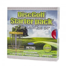 Discraft Beginner Disc Golf Set