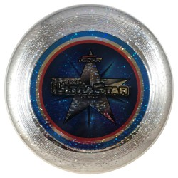 ULTRASTAR DISCRAFT 175g SOFT FULL FOIL ULTIMATE FRISBEE